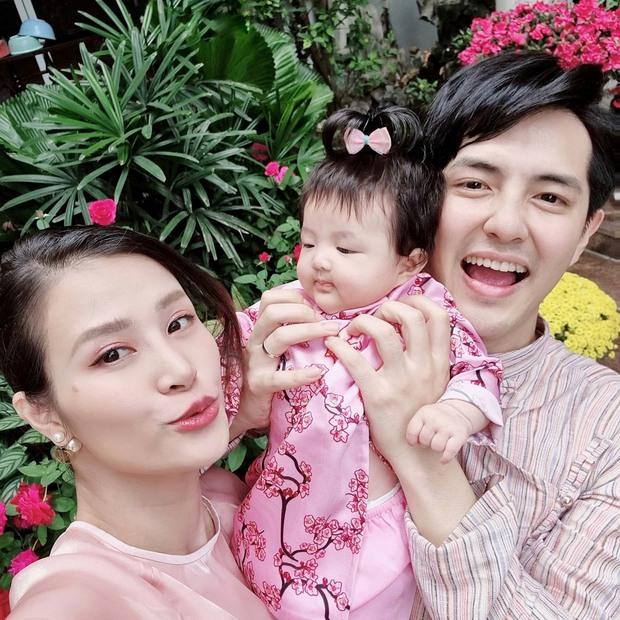 Đông Nhi lần đầu công bố loạt ảnh siêu cưng của con gái lúc 1 tuần tuổi, bé Winnie có cả tài khoản MXH riêng gây sốt - Ảnh 7.
