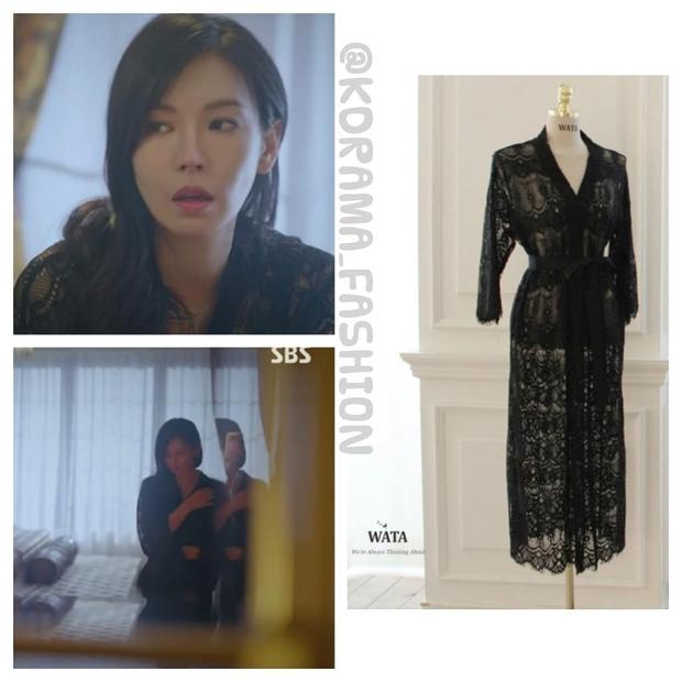 Bóc giá đồ ngủ của ác nữ Cheon Seo Jin (Penthouse 2): Toàn hàng hiệu sang xịn, có bộ lên tới 44 triệu đồng - Ảnh 4.