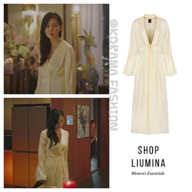 Bóc giá đồ ngủ của ác nữ Cheon Seo Jin (Penthouse 2): Toàn hàng hiệu sang xịn, có bộ lên tới 44 triệu đồng - Ảnh 3.