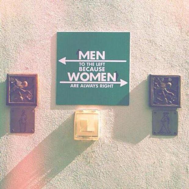 """Những biển toilet siêu buồn cười """"thấy một lần là nhớ cả đời"""", đúng là óc sáng tạo và hài hước của con người là bất tận! - Ảnh 2."""