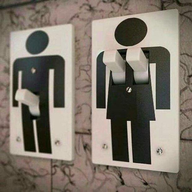 """Những biển toilet siêu buồn cười """"thấy một lần là nhớ cả đời"""", đúng là óc sáng tạo và hài hước của con người là bất tận! - Ảnh 5."""