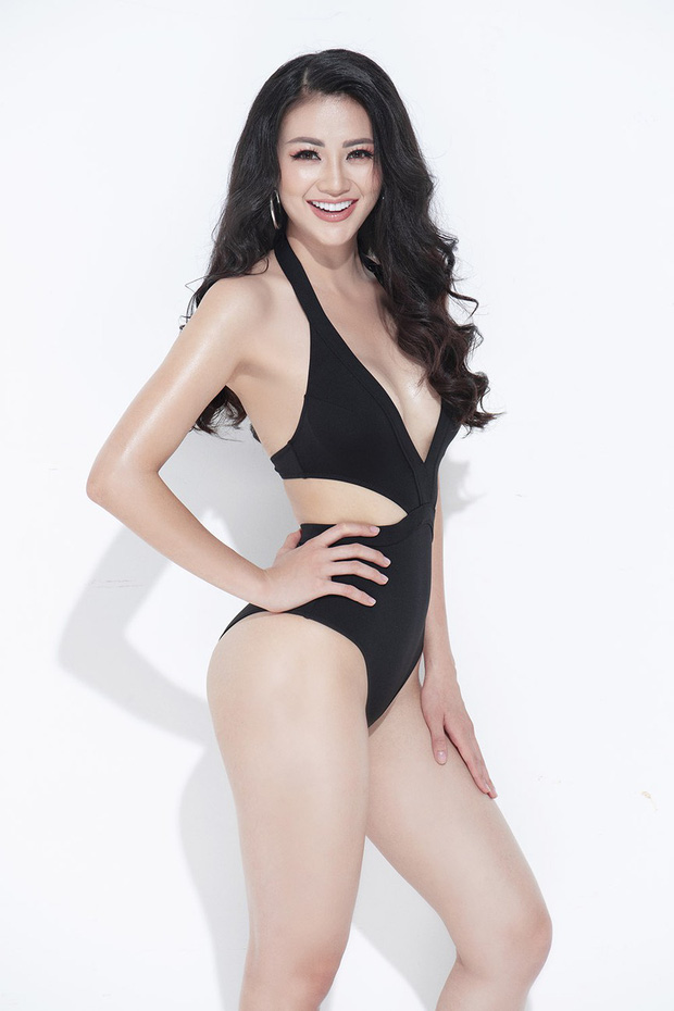 Vướng tin đồn sinh con với đại gia, Hoa hậu Phương Khánh tung clip khoe eo thon mỏng dính khó tin là body mẹ bỉm - Ảnh 5.