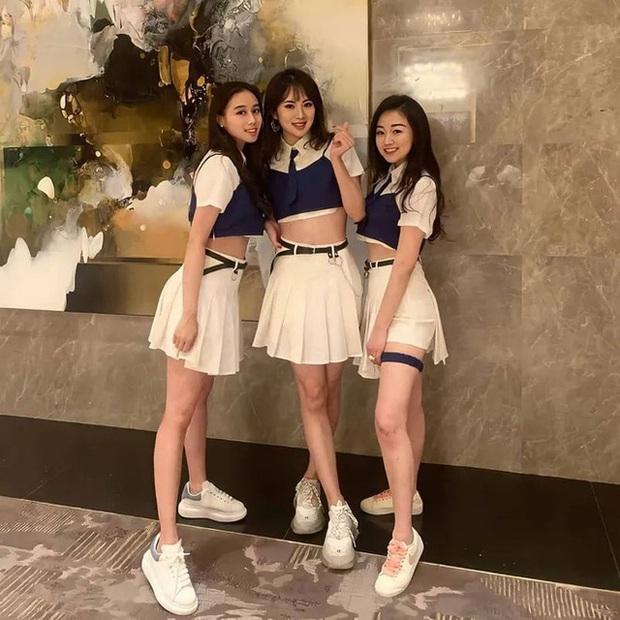 Hội bạn thân siêu giàu và xinh đẹp của con gái ông trùm Huawei - Ảnh 1.