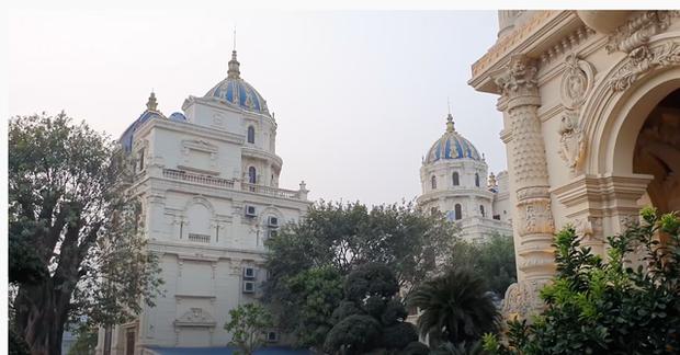 Lạc lối trong cung điện lớn nhất ĐNA của đại gia Thành Thắng Group: Cao bằng toà nhà 18 tầng, 20 phòng ngủ, dát vàng khắp nơi - Ảnh 2.