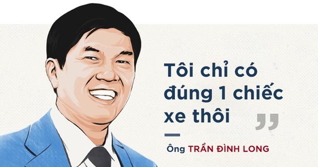 Đặc điểm chung của những người giàu nhất Việt Nam: Tài sản khổng lồ nhưng kín tiếng, ai cũng tò mò họ đi xe gì? - Ảnh 3.