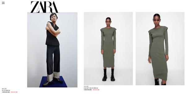 Săn sale 8/3: Các thương hiệu thời trang đang đồng loạt sale kịch sàn tới 80% - Ảnh 1.