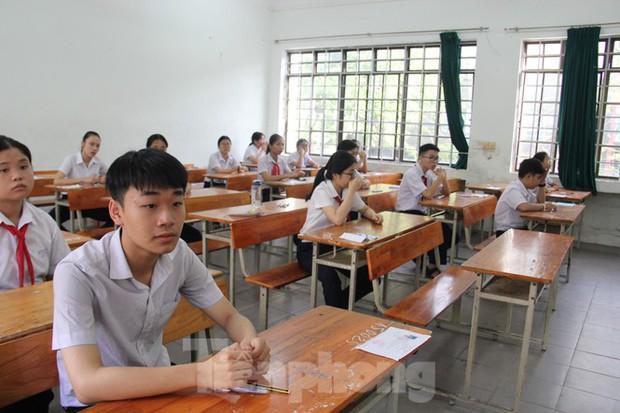 Tuyển sinh lớp 10 THPT, Đà Nẵng chỉ thi 3 môn - Ảnh 1.