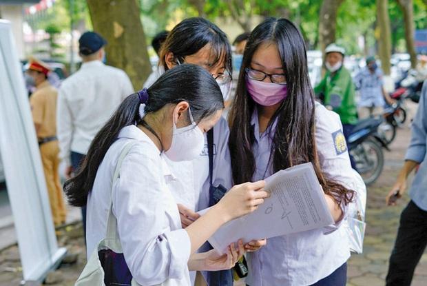 Dự kiến tháng 3 sẽ công bố bộ đề thi tham khảo tốt nghiệp THPT - Ảnh 1.