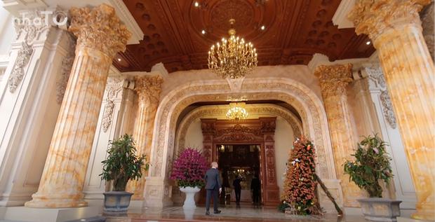 Lạc lối trong cung điện lớn nhất ĐNA của đại gia Thành Thắng Group: Cao bằng toà nhà 18 tầng, 20 phòng ngủ, dát vàng khắp nơi - Ảnh 3.