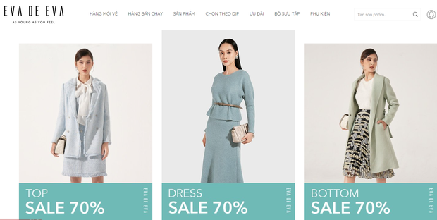 Săn sale 8/3: Các thương hiệu thời trang đang đồng loạt sale kịch sàn tới 80% - Ảnh 3.