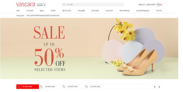 Săn sale 8/3: Các thương hiệu thời trang đang đồng loạt sale kịch sàn tới 80% - Ảnh 5.