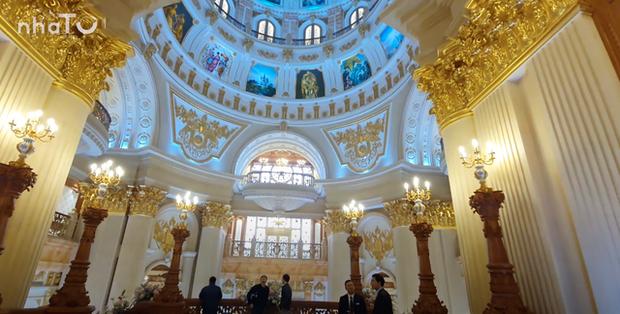 Lạc lối trong cung điện lớn nhất ĐNA của đại gia Thành Thắng Group: Cao bằng toà nhà 18 tầng, 20 phòng ngủ, dát vàng khắp nơi - Ảnh 6.