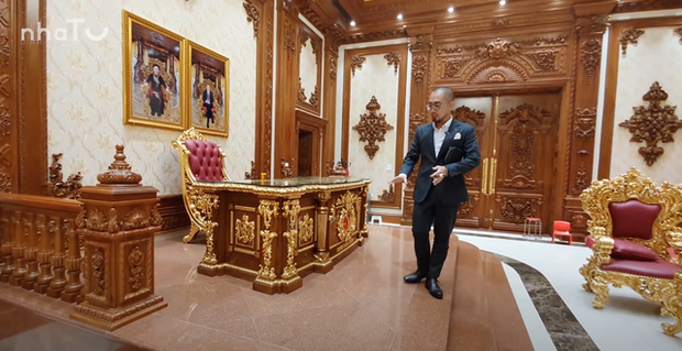 Lạc lối trong cung điện lớn nhất ĐNA của đại gia Thành Thắng Group: Cao bằng toà nhà 18 tầng, 20 phòng ngủ, dát vàng khắp nơi - Ảnh 7.