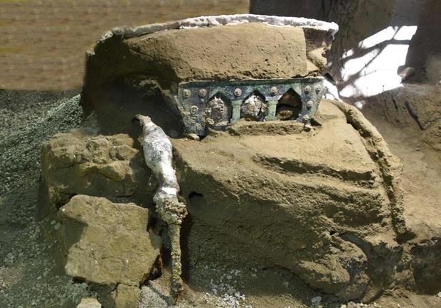 Mày mò tìm kiếm ở thành phố diệt vong Pompeii, các nhà khoa học sửng sốt khi khám phá ra thứ độc nhất vô nhị vô cùng quý giá - Ảnh 5.