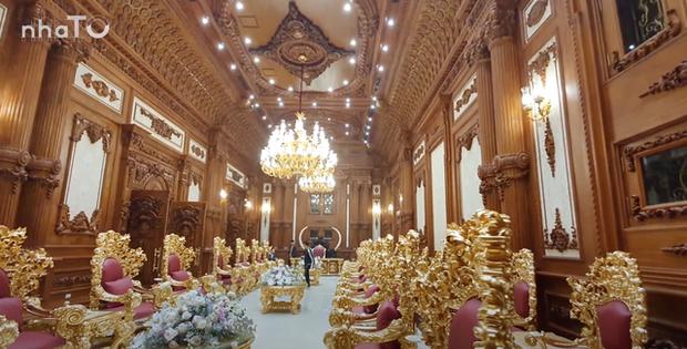 Lạc lối trong cung điện lớn nhất ĐNA của đại gia Thành Thắng Group: Cao bằng toà nhà 18 tầng, 20 phòng ngủ, dát vàng khắp nơi - Ảnh 10.