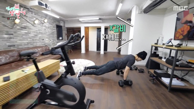 Bi Rain lần đầu hé lộ tổ ấm trăm tỷ với Kim Tae Hee: Tầng 1 rộng bao la chỉ để tập gym, góc giải thưởng khủng chiếm spotlight - Ảnh 4.