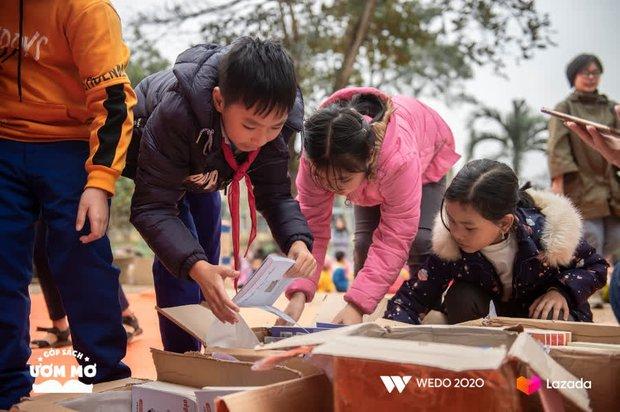 """WeDo """"Góp sách ươm mơ"""": Lan tỏa sự tử tế và nối dài hành trình yêu thương tới trẻ em Việt Nam - Ảnh 5."""