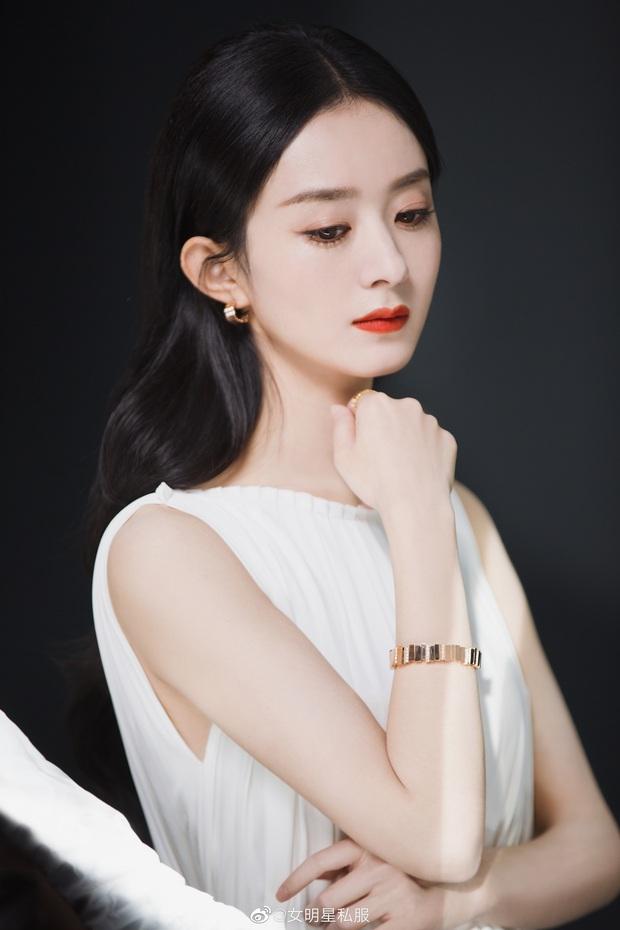 Triệu Lệ Dĩnh thành đại sứ trang sức của Dior Trung Quốc nhưng lại bị bàn tán vì trông như cosplay Dương Mịch - Ảnh 3.