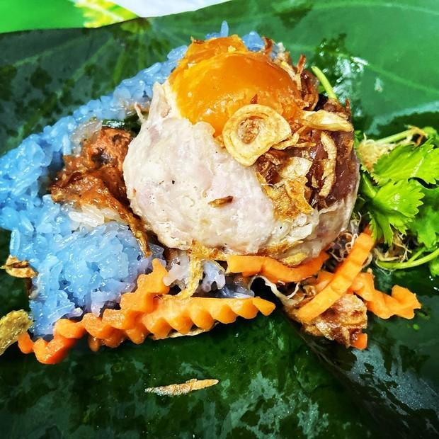 Ở nhà tầm này đang có trend làm đồ ăn màu xanh tím: Tưởng phẩm màu độc hại ai ngờ nguyên liệu thiên nhiên 100% - Ảnh 4.