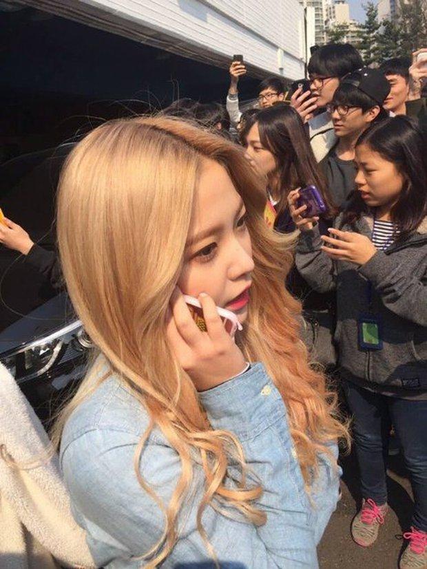 Dàn mỹ nhân Kpop đẹp nhất ngoài đời: Yoona - Tzuyu đẹp thì đẹp đấy nhưng choáng nhất là BLACKPINK và làn da của Wendy - Ảnh 21.