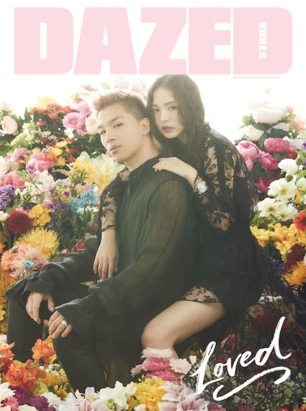 Kỷ niệm 3 năm ngày cưới của Taeyang - Min Hyo Rin: Nếu như không phải là cô gái này thì tôi đã không nghĩ đến chuyện kết hôn - Ảnh 6.