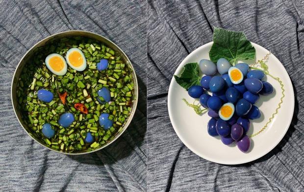 Ở nhà tầm này đang có trend làm đồ ăn màu xanh tím: Tưởng phẩm màu độc hại ai ngờ nguyên liệu thiên nhiên 100% - Ảnh 13.