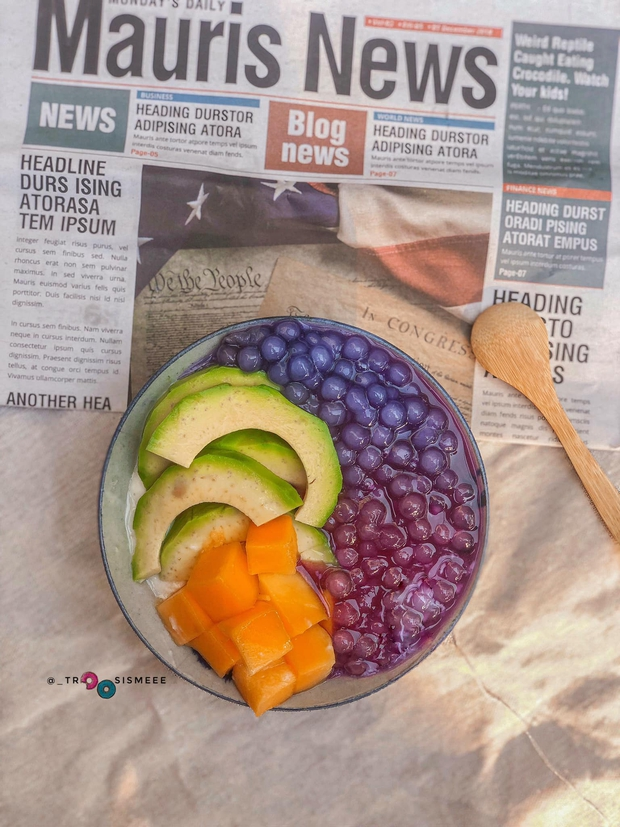 Ở nhà tầm này đang có trend làm đồ ăn màu xanh tím: Tưởng phẩm màu độc hại ai ngờ nguyên liệu thiên nhiên 100% - Ảnh 11.