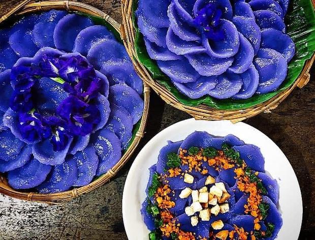 Ở nhà tầm này đang có trend làm đồ ăn màu xanh tím: Tưởng phẩm màu độc hại ai ngờ nguyên liệu thiên nhiên 100% - Ảnh 16.