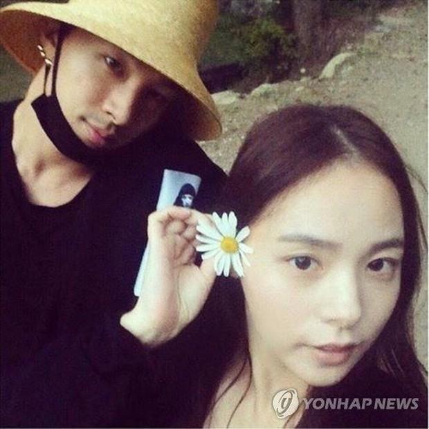 Kỷ niệm 3 năm ngày cưới của Taeyang - Min Hyo Rin: Nếu như không phải là cô gái này thì tôi đã không nghĩ đến chuyện kết hôn - Ảnh 5.
