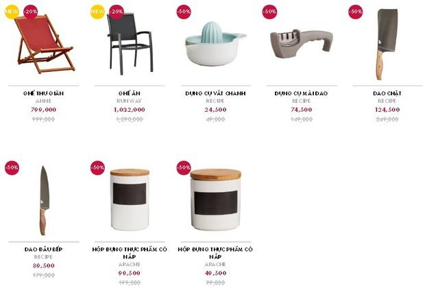 Vợt nhanh loạt đồ nội thất đẹp xịn đang được sale tới 70% - Ảnh 8.