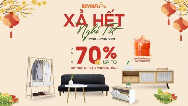 Vợt nhanh loạt đồ nội thất đẹp xịn đang được sale tới 70% - Ảnh 10.