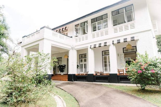 Hoàng Oanh hội ngộ Thu Minh và hội bạn tại biệt thự của Bằng Lăng ở Singapore, thế lực nhí Max chiếm trọn spotlight - Ảnh 6.