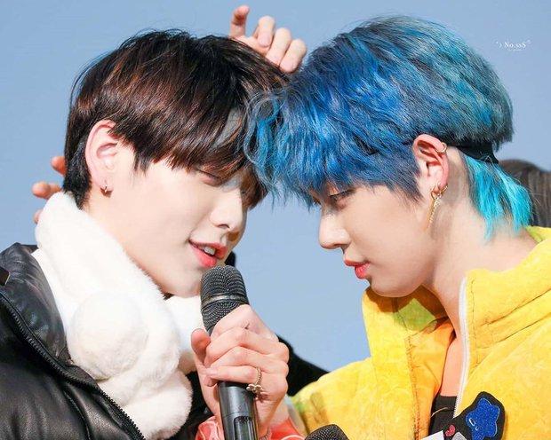 Knet thán phục mắt nhìn người của Big Hit: 2 cặp đôi visual BTS - TXT đỉnh của chóp, từ gây bão MXH đến đứng đầu thế giới - Ảnh 13.