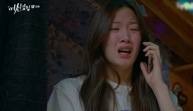 Vừa chia tay Cha Eun Woo, Moon Ga Young đã vội khóa môi Hwang In Yeop ở True Beauty tập 15? - Ảnh 2.