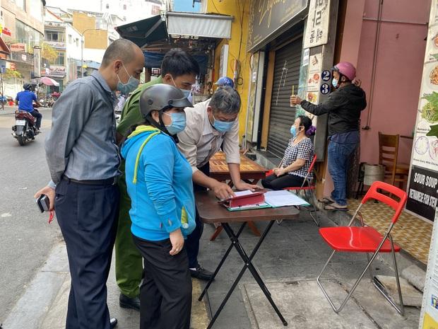 TP. HCM: Phong tỏa quán cafe trên phố đi bộ Bùi Viện vì BN1883 ở Hà Nội từng ghé - Ảnh 2.