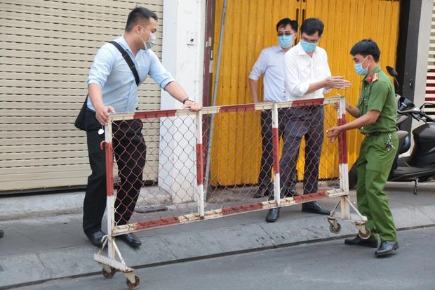 TP. HCM: Phong tỏa quán cafe trên phố đi bộ Bùi Viện vì BN1883 ở Hà Nội từng ghé - Ảnh 6.