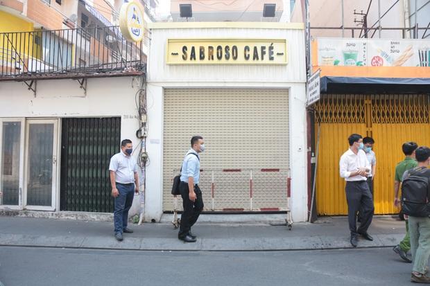 TP. HCM: Phong tỏa quán cafe trên phố đi bộ Bùi Viện vì BN1883 ở Hà Nội từng ghé - Ảnh 7.