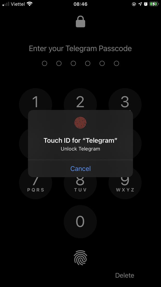 Telegram có quá nhiều thông tin nhạy cảm cần che giấu, bạn cần phải biết ngay cách bảo mật này! - Ảnh 7.