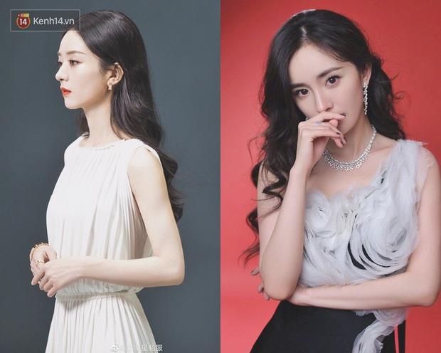 Triệu Lệ Dĩnh thành đại sứ trang sức của Dior Trung Quốc nhưng lại bị bàn tán vì trông như cosplay Dương Mịch - Ảnh 4.