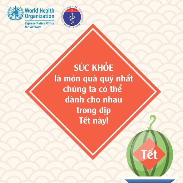 WHO, Bộ Y tế khuyến cáo người dân cách đón Tết an toàn trong đại dịch Covid-19 - Ảnh 1.