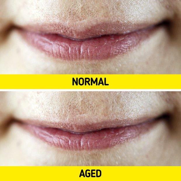 8 dấu hiệu trên khuôn mặt cho thấy bạn đang bắt đầu lão hóa nhanh hơn - Ảnh 2.