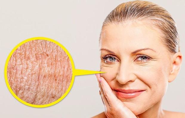 8 dấu hiệu trên khuôn mặt cho thấy bạn đang bắt đầu lão hóa nhanh hơn - Ảnh 3.