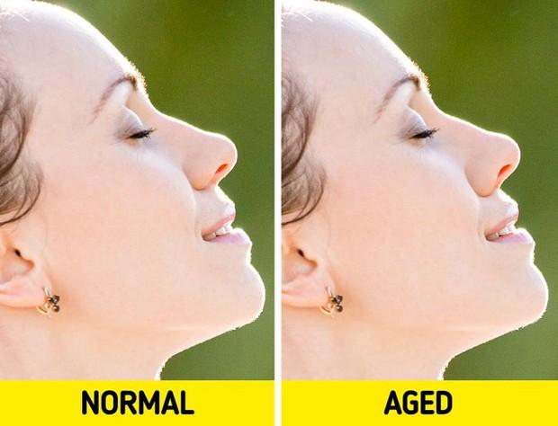 8 dấu hiệu trên khuôn mặt cho thấy bạn đang bắt đầu lão hóa nhanh hơn - Ảnh 5.