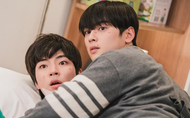 5 câu hỏi cần gấp đáp án ở tập cuối True Beauty: Moon Ga Young ngó lơ nam chính, về bên nam phụ bad boy? - Ảnh 4.