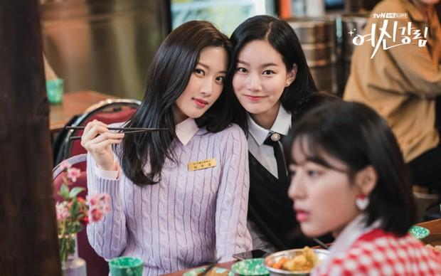 5 câu hỏi cần gấp đáp án ở tập cuối True Beauty: Moon Ga Young ngó lơ nam chính, về bên nam phụ bad boy? - Ảnh 5.