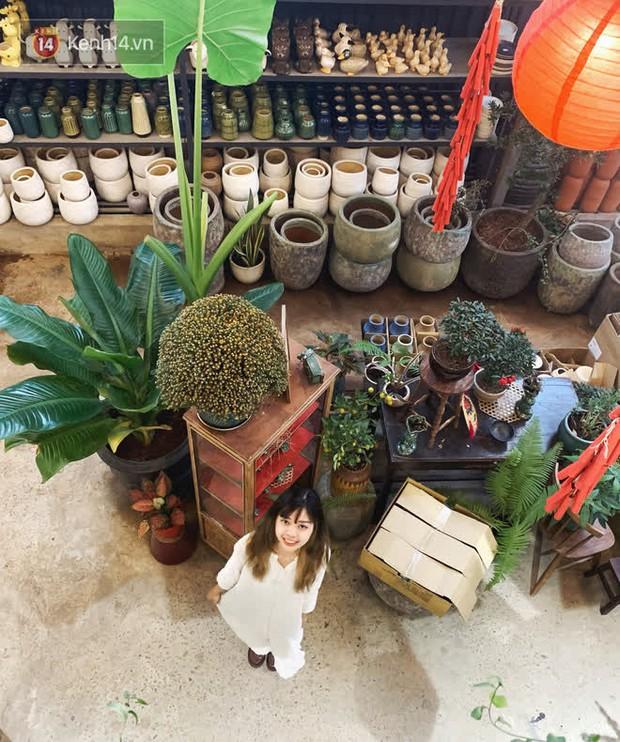 Mình đã tìm được 1 tiệm bán bình hoa siêu xinh mà giá lại rẻ ở Sài Gòn: Tết này tha hồ mà cắm mai đào! - Ảnh 3.