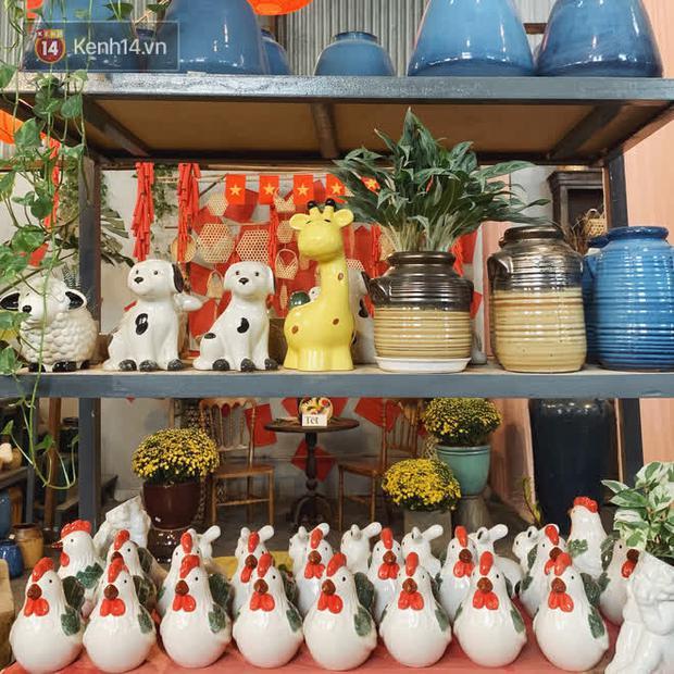 Mình đã tìm được 1 tiệm bán bình hoa siêu xinh mà giá lại rẻ ở Sài Gòn: Tết này tha hồ mà cắm mai đào! - Ảnh 8.