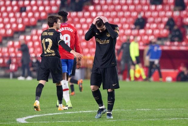 Messi cùng đồng đội ngược dòng không tưởng ở Cúp nhà Vua Tây Ban Nha - Ảnh 1.