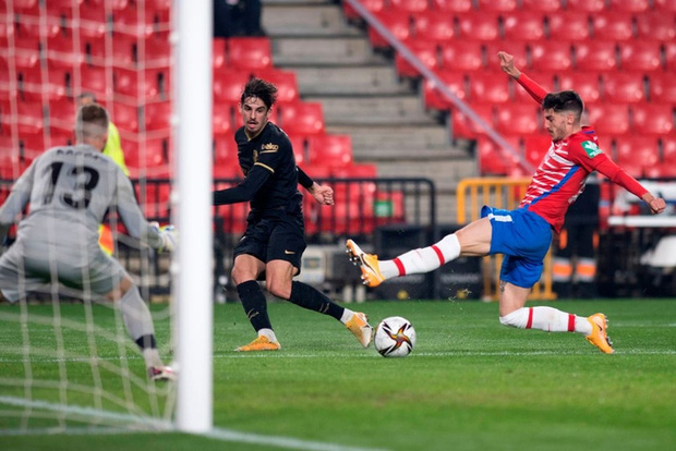 Messi cùng đồng đội ngược dòng không tưởng ở Cúp nhà Vua Tây Ban Nha - Ảnh 2.