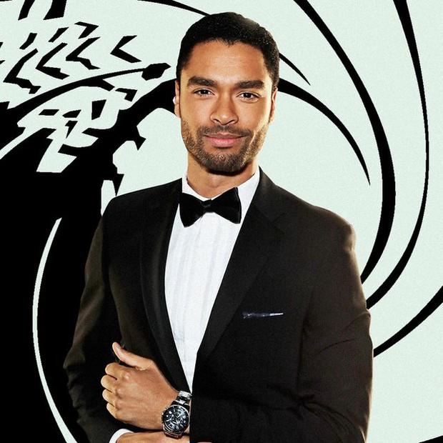 Regé-Jean Page - ông hoàng cảnh nóng Bridgerton: Từ mỹ nam đốt mắt liếm thìa siêu gợi cảm đến ghế Điệp viên 007 kế nhiệm - Ảnh 12.